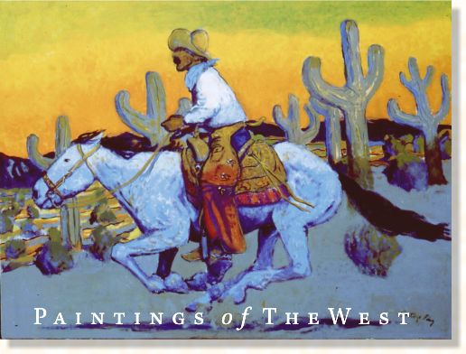 Paintings of the West - Santiago Perez